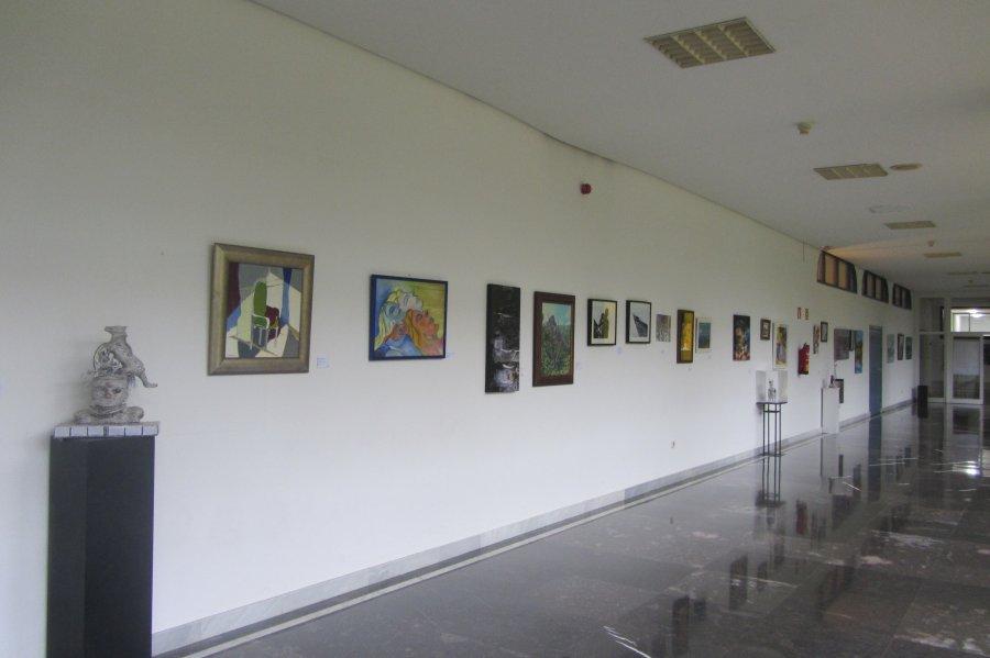 IX Mostra colectiva das artes e das letras dos empregados da Administración autonómica